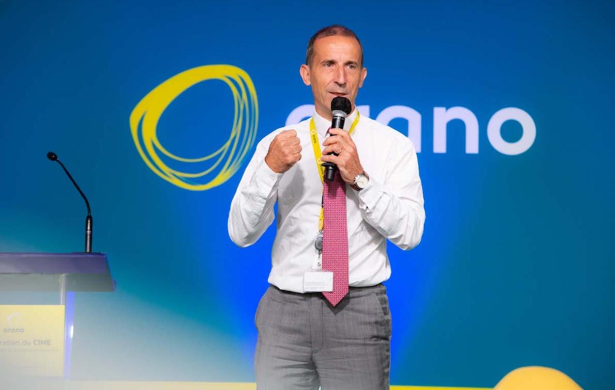 Philippe Knoche, Orano Group, au CIME
